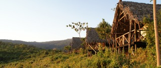 Crater Forest Tented Camp.